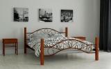 Металлические кровати Мадера