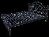 Кровати Металл-дизайн