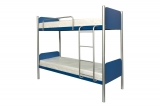 Двухъярусные металлические кровати Металл-дизайн