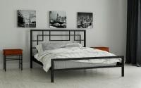 Металлическая кровать Мадера Лейла