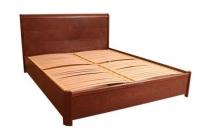 Кровать Олимп Милена с интарсией