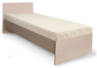 Кровать MatroLuxe 1 (жесткое основание ДСП на царгах)