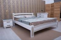 Кровать Олимп Милана с фрезеровкой
