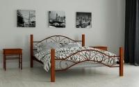 Металлическая кровать Мадера Фелисити