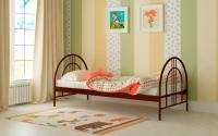 Металлическая кровать Мадера Алиса Люкс