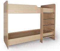 Кровать MatroLuxe 6  - двухъярусная