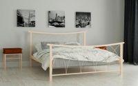 Металлическая кровать Мадера Кира