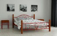 Металлическая кровать Мадера Изабела