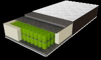 Ортопедический матрас Sleep&Fly organic Delta