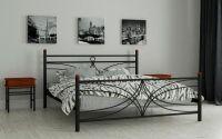 Металлическая кровать Мадера Тиффани