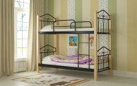 Металлическая кровать Мадера Тиара