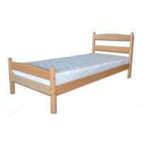 Кровать Олимп Лика на ламелях (массив бука)