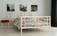 Металлическая кровать Мадера Дейзи