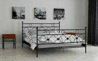 Металлическая кровать Мадера Бриана